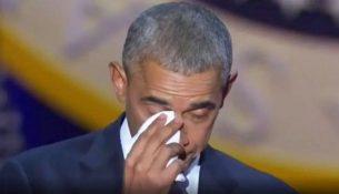 93541666 94dea0ef 9d67 4198 827e ded24b71dae5 305x175 - هفت باری که باراک اوباما گریست