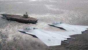 04512122 f6b2 49bb a45f b4e14e904df1 305x175 - وزارت دفاع آمریکا پروژه ساخت جنگنده جدید نسل ششم خود را آغاز کرد