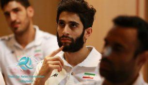 AMAN3953 1000x667 305x175 - عبادیپور: مردم انتظار داشتند در سال اول جزو 4 تیم برتر المپیک شویم/ والیبال افت نکرده، توقعات منطقی نیست!