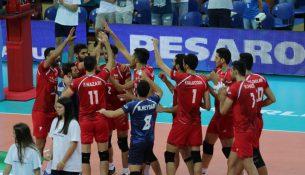 IMG 20170604 214711 305x175 - پیروزی تیم ملی والیبال در پایان هفته نخست/ اعتماد ایگور به جوانان