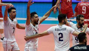 673559 299 305x175 - سایت sportklub از قدرتنمایی تیم والیبال ایران در عرصه جهانی و گرفتن جای آمریکا در این رشته ورزشی نوشت.
